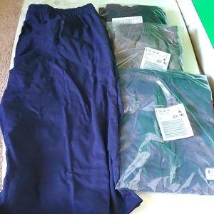 NEW Men's King size 4XLT set 3 shorts, 1 pants